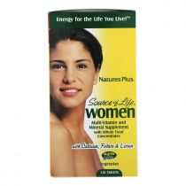Nature's Plus, Source of Life, Women (für Frauen), 120 Tabletten