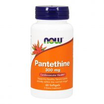 Now Foods, Pantethine, 300 mg, 60 Softgel Kapseln
