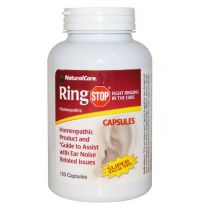 RingStop, 180 Kapseln Natural Care