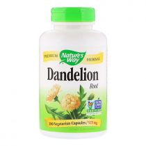 Dandelion, Root, 180 Vcaps Natures Way