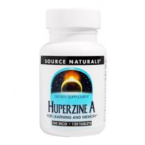 Source Naturals, Huperzin A, 200 mcg, 120 Tabletten