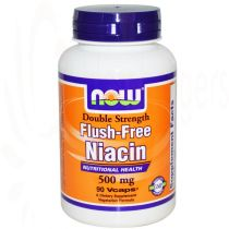 Flush Free Niacin, Now Foods