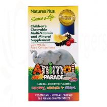 Animal Parade, 180 Kautabletten, Nature s Plus