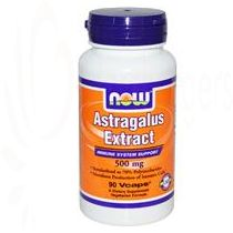 Astragalus Extract,  90 Kapseln Now Foods
