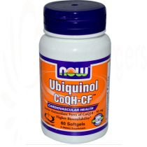 Ubiquinol 50 mg, NOW FOODS